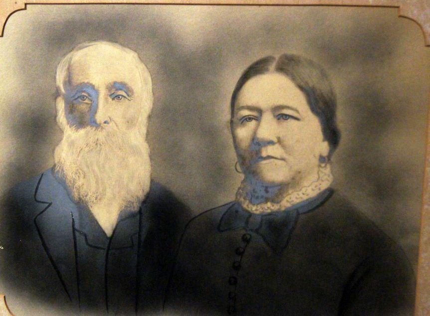John Laughton & Charlotte Laughton, formerly Alce, nee Gutsell