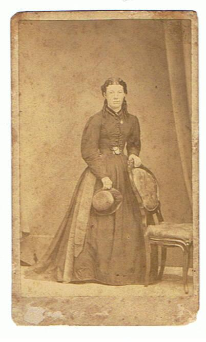 Unidentified c.1865 Possibly Jane Reid b.1846